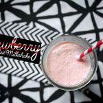 Strawberry Malted Milkshake