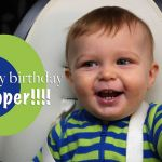 Happy Birthday, Cooper!