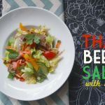 Thai Beef Salad with Herbs