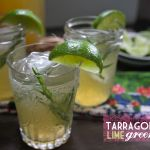 Tarragon Lime Green Tea