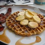 Weekend Waffles with Joy!