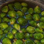 Brown Sugar Glazed Brussels Sprouts
