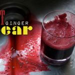 Beet, Pear & Ginger Juice