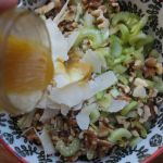 Celery Salad with Walnuts & Parmesan