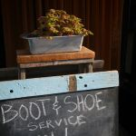 Out to Eat: Boot & Shoe Service