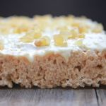 Lemon-Ginger Crispy Treats