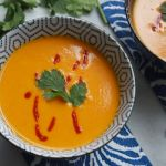 Carrot Coconut Soup