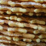 Almond Pizzelles
