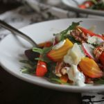 Warm Winter Vegetables with Farro