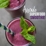 Avocado Superfood Smoothie