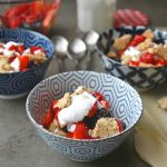 Dairy-Free Mixed Berry Crisp