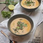 Thai Corn Coconut Soup
