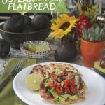 Grilled Steak Avocado Flatbread