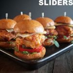Honey Mustard Fried Chicken Sliders