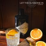 Let the Sunshine In Cocktail