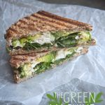 The Green Machine Sandwich