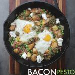Pea & Bacon Potato Hash