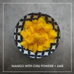 Mango with Chili Powder + Lime