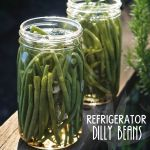 Refrigerator Dilly Beans