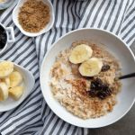 Coconut Steel Cut Oats