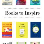 Books to Inspire - October 2015
