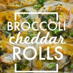 Broccoli Cheddar Rolls