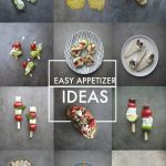 Easy Appetizer Ideas