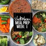 Meal Prep: Week 1