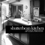 Around the House: Kitchen AFTER