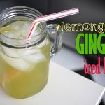Lemongrass Ginger Iced Tea