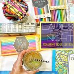 Ladies Craft Night : Coloring Book Edition
