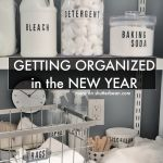 Getting Organized in the New Year