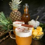 Spiced Pineapple Rum Toddies