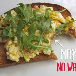 Fantastic Mayo-Free Egg Salad Sandwiches