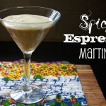 Spicy Blue Bottle Espresso Martini