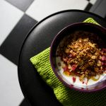 Light & Crispy Coconut Almond Granola