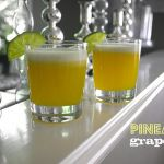 Pineapple Grapefruit Juice