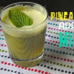 Pineapple Apple Mint Juice