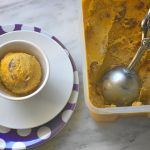 Pumpkin Gingersnap Ice Cream