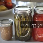 CANNING PARTY!