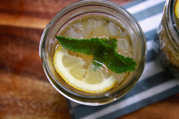 Lemon & Mint Julep