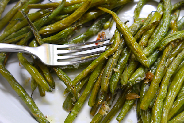 ... time roasting green beans and it most certainly won't be my last