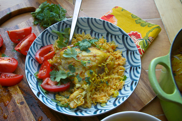 Curried Chicken With Coconut Rice Recipes — Dishmaps
