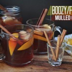 BOOZY/FRUITY MULLED CIDER // shutterbean