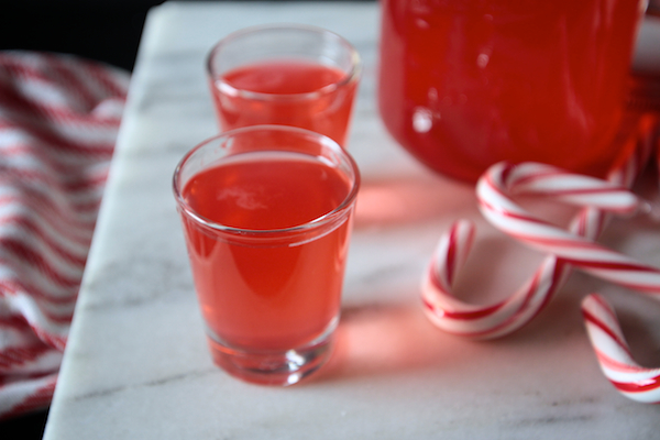 Drinks Made With Candy Cane Vodka