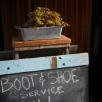 OUT TO EAT: Boot and Shoe Service