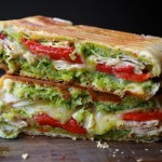 Turkey + Pepper Panini // shutterbean