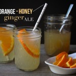 Orange Honey Ginger Ale // shutterbean