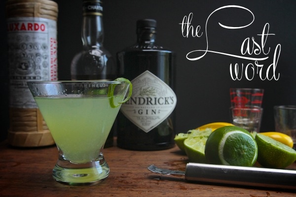 The Last Word Cocktail // shutterbean