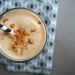 Milk & Cookies Smoothie // shutterbean